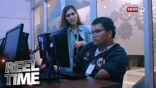 Reel Time: Lalaking walang kamay at paa, sumabak sa job hunt