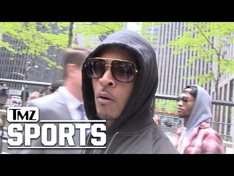T.I. LONZO BALL SHOULD FOCUS ON HOOPS... Not Rap | TMZ Sports