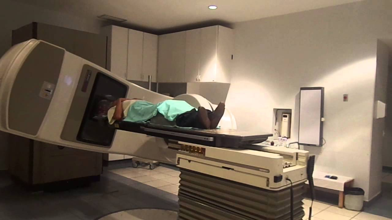 como faz radioterapia de prostata