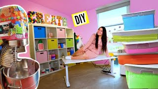 my NEW Slime Room! DIY Room Decor 2019
