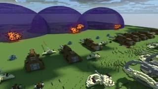 Battle of Naboo | Minecraft