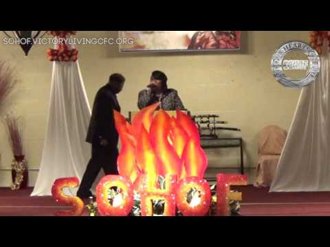S.O.H.O.F. Warfare Prayer - Lady Areka Roberts
