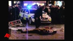 Amateur Video Shows Twin Swedish Blasts