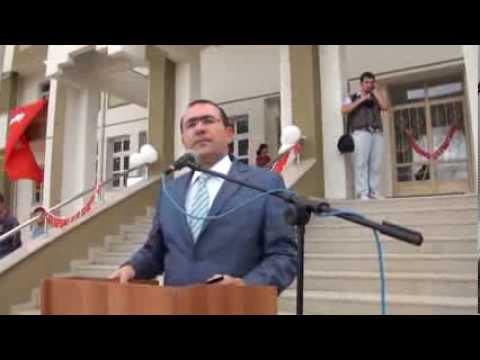 Keşan TOKİ Fatih Sultan Mehmet İlkokulu açıldı