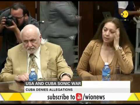 16 US diplomats in Cuba witnessed hearing loss, cognitive difficulties