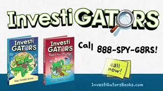 InvestiGators Series by John Patrick Green