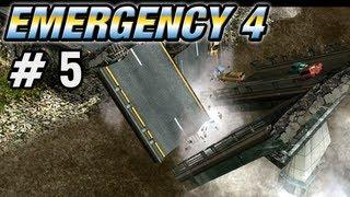 Angezockt - Emergency 4 - Einsturz einer Autobahnbrücke - #5 [Gameplay] [German]