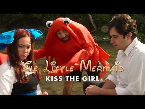 Kiss the Girl - The Little Mermaid 2019 Live Action Remake (New Lyrics)
