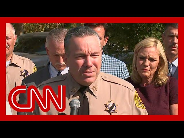 Deadly high school shooting in Santa Clarita, California