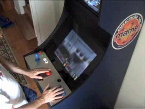 Doom Arcade Machine - YouTube