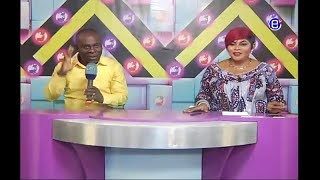 DISONS TOUT   avec NJOREUR EQUINOXE TV du lundi 08 janvier 2018