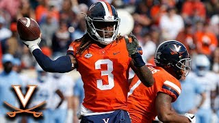 ACC Football Rewind: Bryce Perkins Uses Arm And Legs To Beat UNC