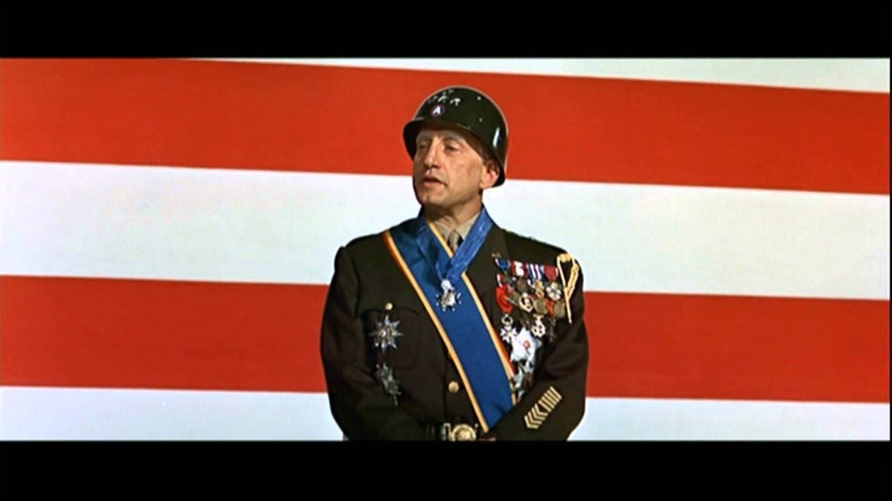 General George S. Patton speech - YouTube