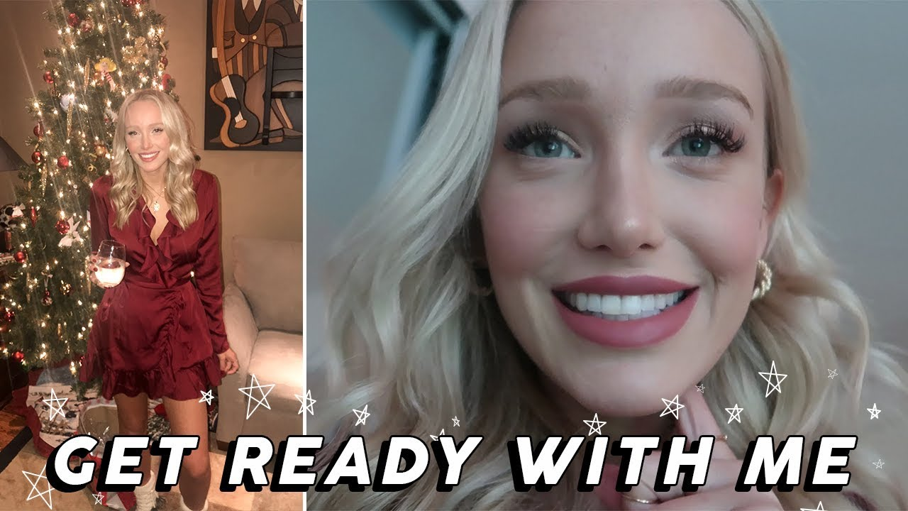 Grwm Christmas Party Hair Makeup Outfit How I Curl My Hair Gwengwizetc Youtube Family christmas parties are some of the most memorable and enjoyable parties of the year. grwm christmas party hair makeup outfit how i curl my hair gwengwizetc
