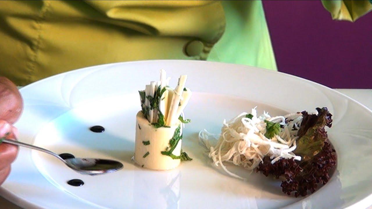 Salade de Palmiste au vinaigre balsamique - Inn Ti Grin En +