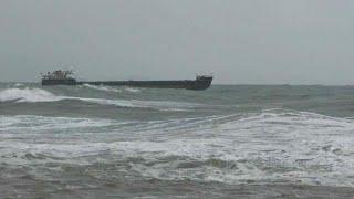 Российских моряков спасли у берегов Турции