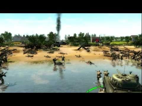 Men of War: D-Day