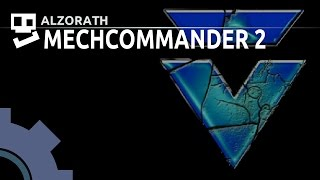 MechCommander 2 [6]: Atlas Shrugged [ Gameplay | Classic | Battletech ]
