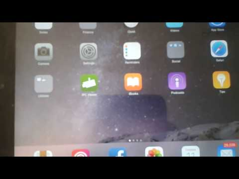 How to fix iPad That has No sound on some apps (click on CC  to get subtitels)