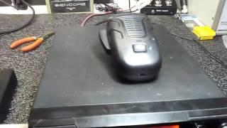 Wireless uniden mic