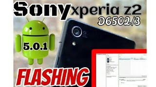 How to downgrade |android version|  ||SONY XPERIA Z2||D6502||