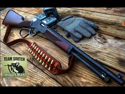 Henry 44 Magnum Carbine Review