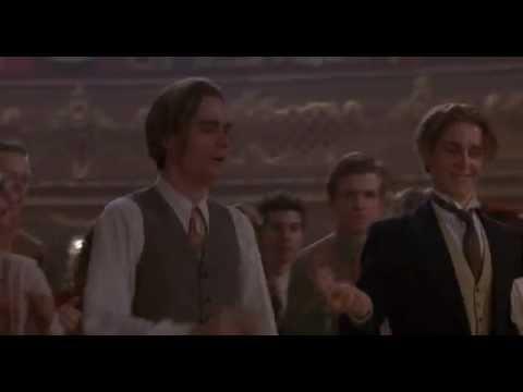 Swing Kids Christian Bale And Robert Sean Leonard Dancing