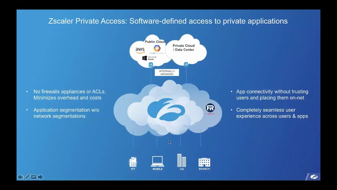 Zscaler Private Access Webinar Mai 2019 (Deutsch)
