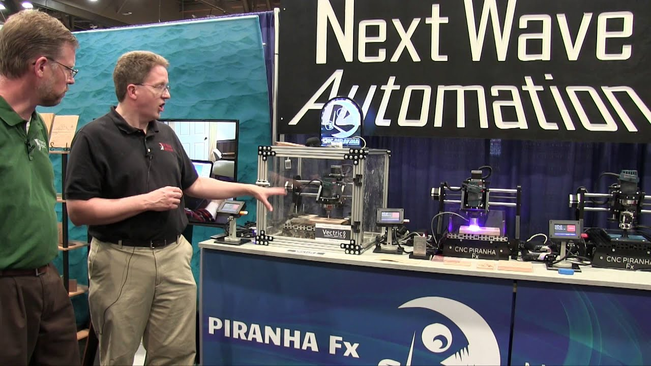 Cnc Piranha Fx Review