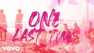 The Otherz, Ralk, Vitorio - One Last Time (Lyric Video)
