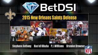 New Orleans Saints Odds | 2015 NFL Picks and Team Betting Preview