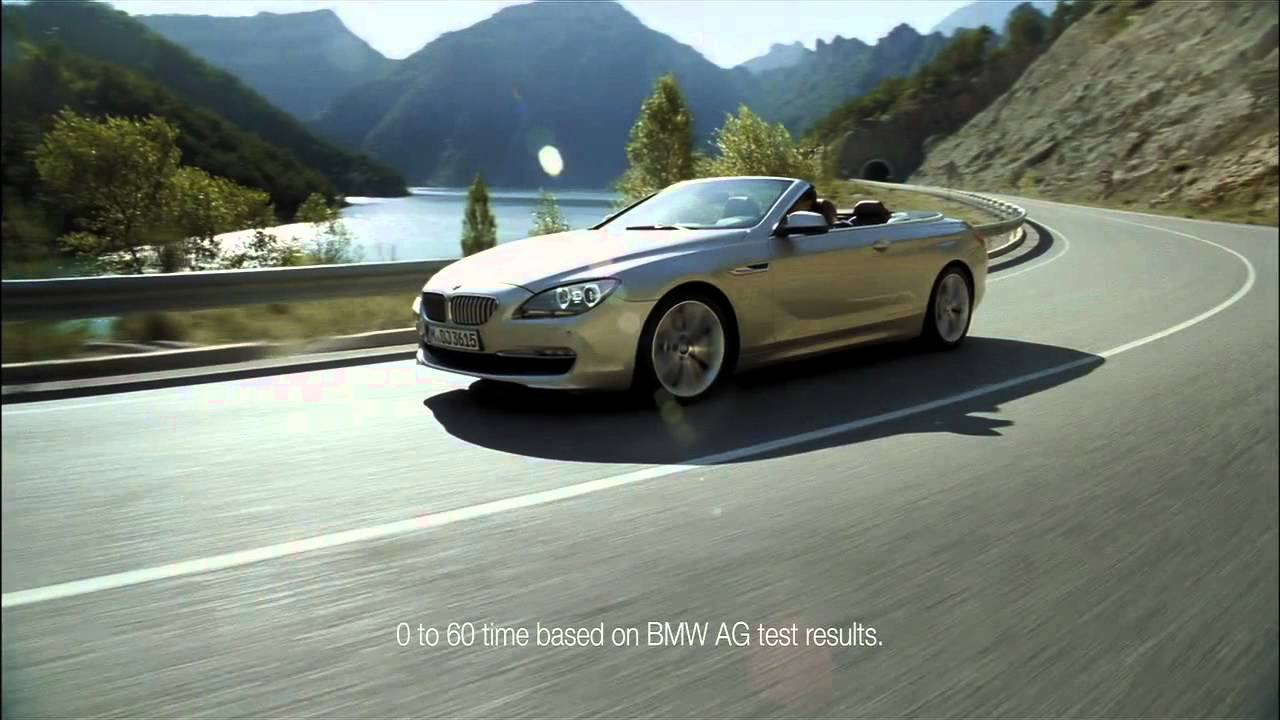 BMW Series Commercial Remember To Breathe YouTube - 2011 bmw 6 series