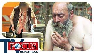 Armes reiches Mnchen Obdachlos in der reichsten Stadt Deutschlands  Focus TV Reportage