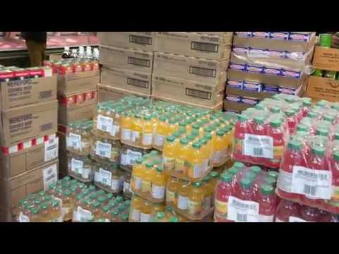 Ample Asian Food Market $120 Shopping and Tour Brampton Ontario Canada 4K