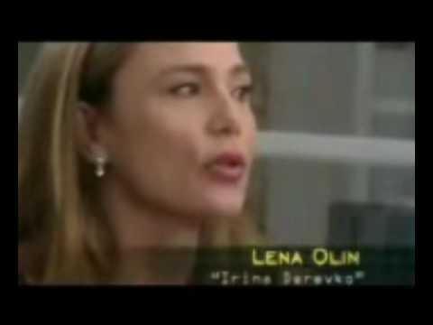 Lena Olin about Irina Derevko
