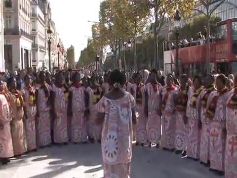 IEBA Bruxellas Coro Alegria Combantente Luanda
