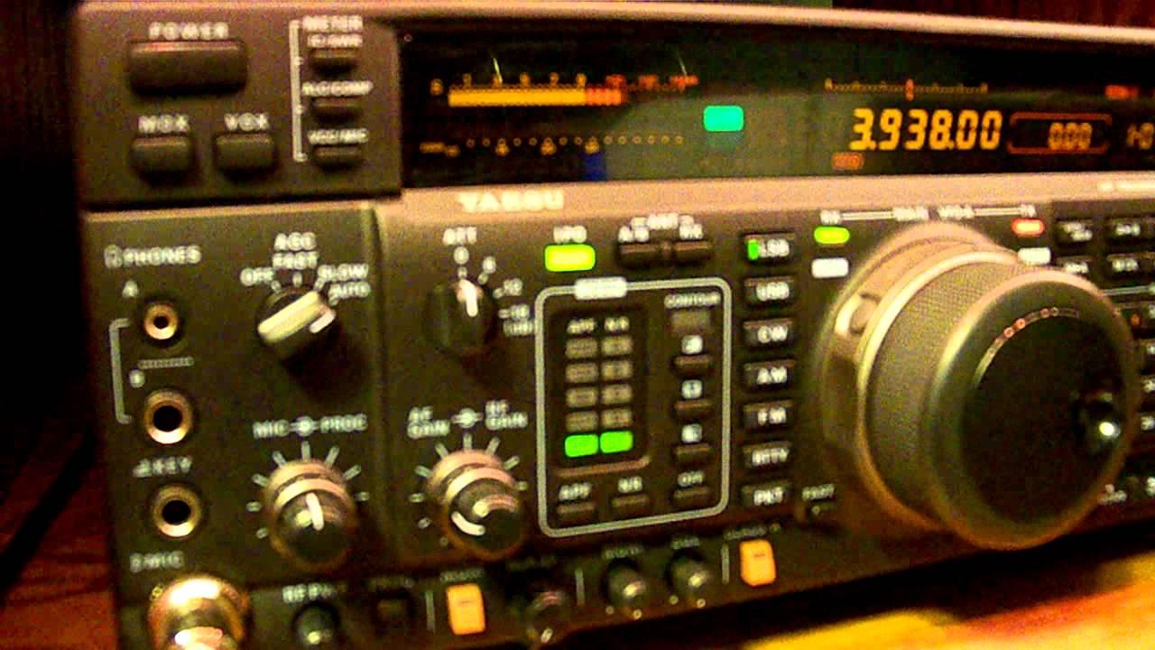 Amateur Radio Jamming