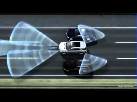 2012 mercedes benz ml350 safety features youtube for Mercedes benz safety