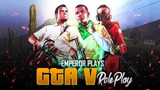 🔴GTA V ROLEPLAY | With TEAM H¥DRA | NEW MIC TEST