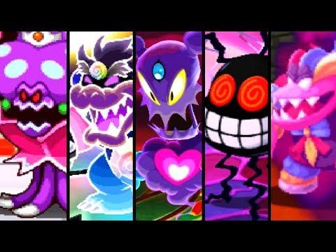 Evolution Of Final Bosses In Mario & Luigi Games (2003-2019)