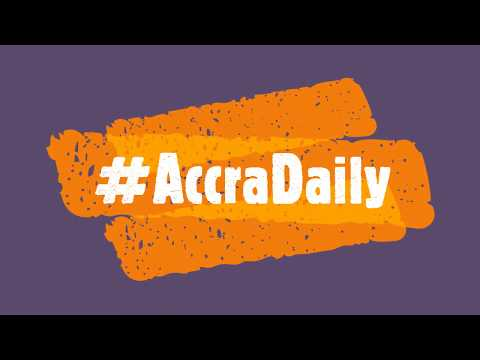 #Accra daily: A 1:20 minute time-lapse of day life on the streets of Ghana's capital, Accra.