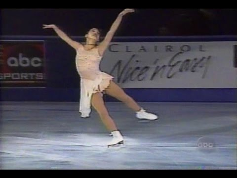 Michelle Kwan - On My Own (1997)
