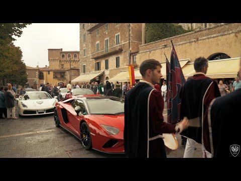 Italia Supercar Rally Film - Verve Rally