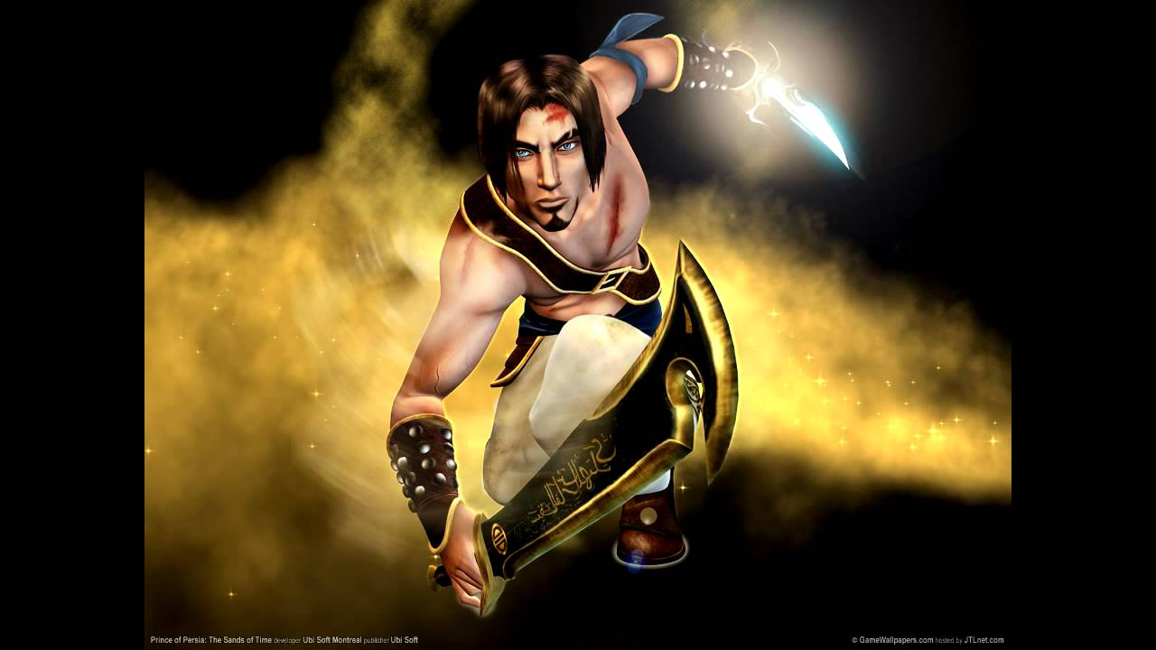 Prince Of Persia Sands Of Time Ost 01 Welcome To Persia Youtube