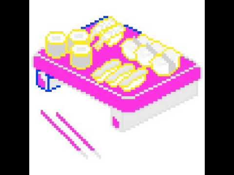 Раскраска по клеточкам • Чикуся • - YouTube
