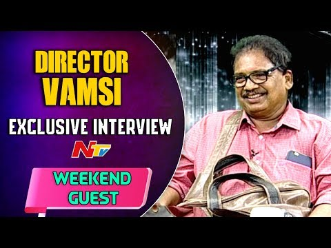 Director Vamsy Exclusive Interview || Fashion Designer S/o Ladies Tailor || Weekend Guest || NTV