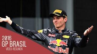 Resumen del GP de Brasil 2016 [HD]
