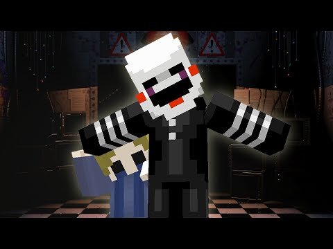 Five Nights at Freddy's 2! Night 6 (Interactive Roleplaying) THE LOST CHILD! Minecraft