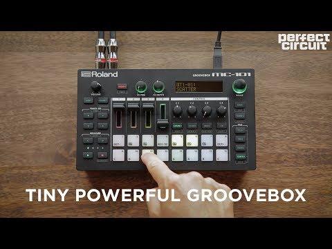 Roland MC-101 Groovebox Sounds