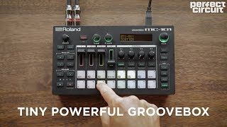 Roland MC-101 Groovebox Sounds
